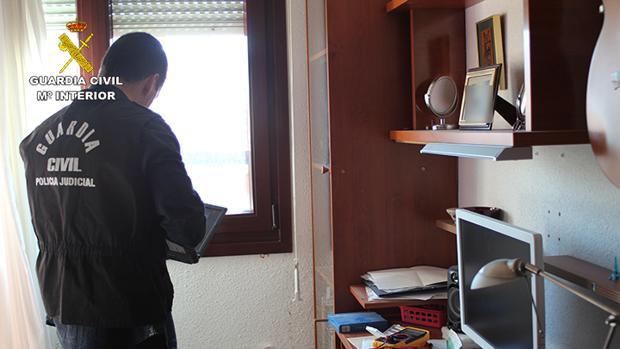 Detenido en Bilbao un pedófilo que distribuía pornografía infantil de bebés
