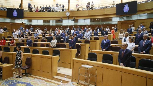 Hemeroteca: La oposición abandona la comisión de investigación en el Senado por «farsa»   Autor del artículo: Finanzas.com