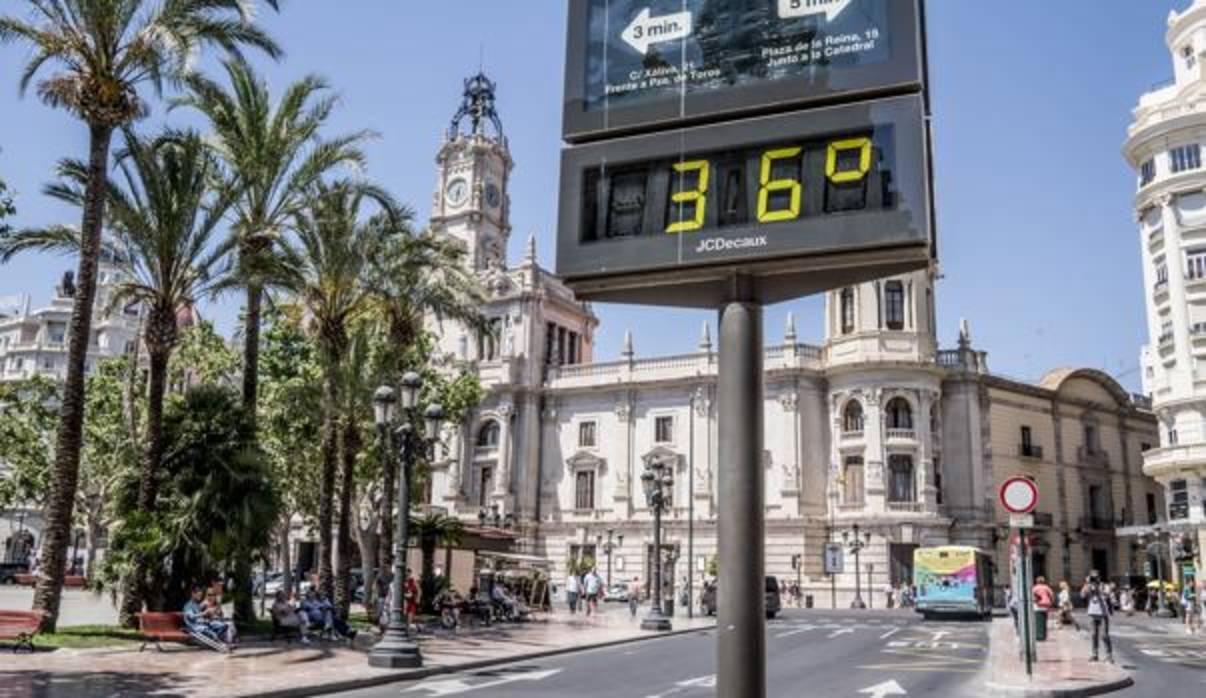 El tiempo en valencia las temperaturas pueden subir - El tiempo en catarroja valencia ...