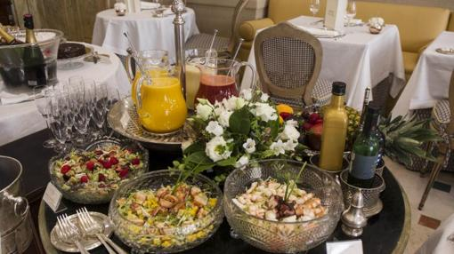 «Brunch» en el hotel Orfila de Madrid