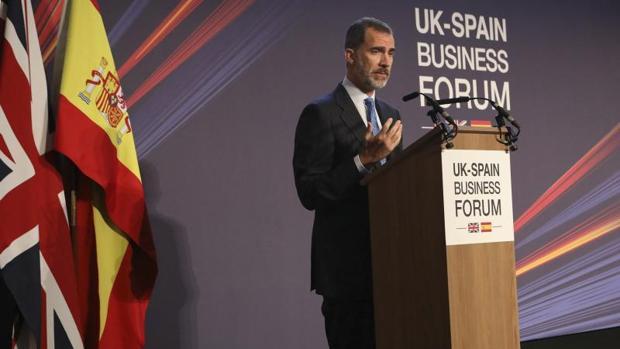 Hemeroteca: El discurso del Rey: así ha logrado Don Felipe un nivel tan alto de inglés   Autor del artículo: Finanzas.com