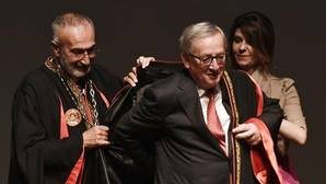 Jean-Claude Juncker recuerda que una Cataluña independiente necesitaría el sí de España para entrar en la UE