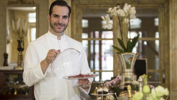 Mario Sandoval, dos estrellas Michelín, diseña el «brunch» del hotel Orfila