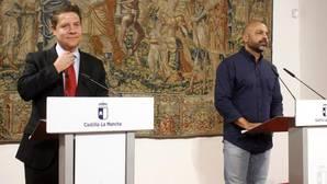 Emiliano García-Page y José García Molina