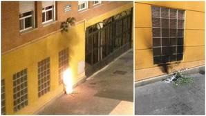 La Policía busca a los radicales que quemaron el homenaje a Miguel Ángel Blanco en Getafe
