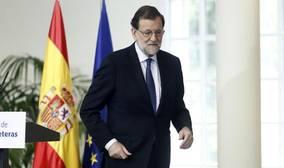 Rajoy: el referéndum no se celebrará «porque va en contra de las leyes»