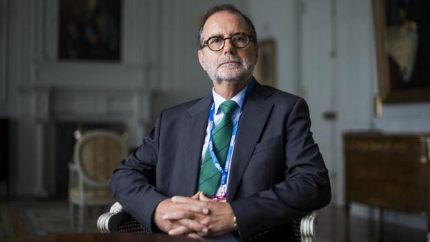 El presidente del TSJM: «Tenemos la peor infraestructura judicial de España»