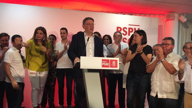 Hemeroteca: Ximo Puig vence al sanchismo y se impone en las primarias del PSPV | Autor del artículo: Finanzas.com