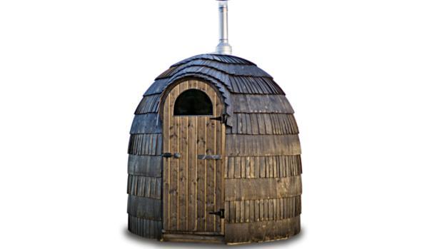 Los hechos han ocurrido en una sauna similar a la de la imagen