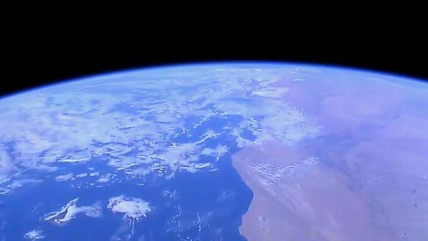 El espacio marítimo que será objeto de trazado de fontera entre Marruecos y España