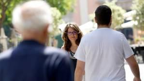 Imagen de archivo de la vicepresidenta de la Generalitat, Mónica Oltra