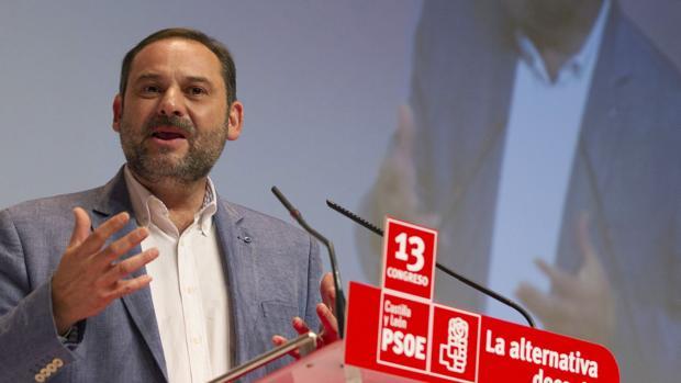 José Luis Ábalos, secretario federal de Organización del PSOE