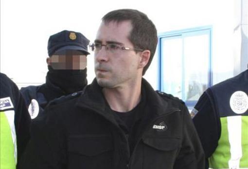 Detenido en Bilbao el etarra Liher Aretxabaleta Rodríguez por un atentado que cometió en 2005