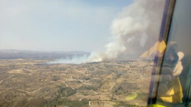 Hemeroteca: Un incendio obliga a desalojar un camping en los Arribes del Duero | Autor del artículo: Finanzas.com