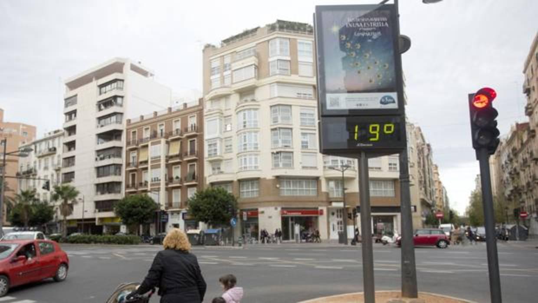 El tiempo en valencia las temperaturas registrar n pocos - El tiempo en catarroja valencia ...