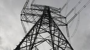 Una torre eléctrica
