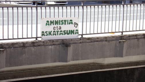 «Amnistía y libertad»