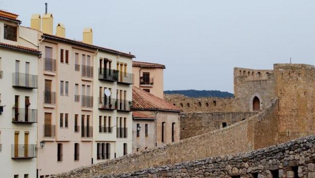 Imagen de Morella, en Castellón