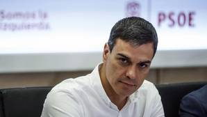 Pedro Sánchez, secretario general del PSOE