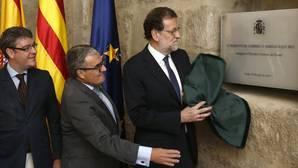Rajoy, este jueves junto al alcalde de Lérida y el ministro de Turismo en la inauguración del Parador Nacional