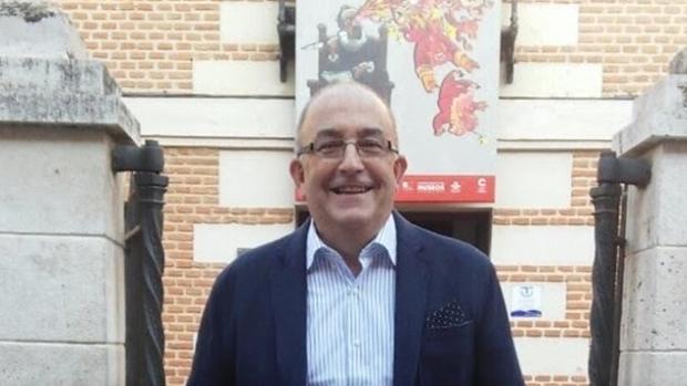 Santiago Abascal Escuza, candidato de VOX en Álava