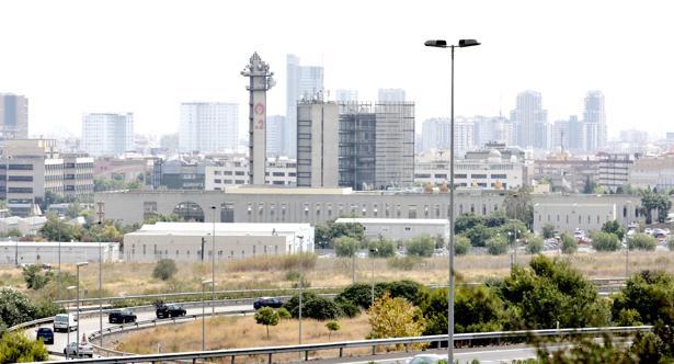 Imagen de archivo de las instalaciones de RTVV en Burjassot
