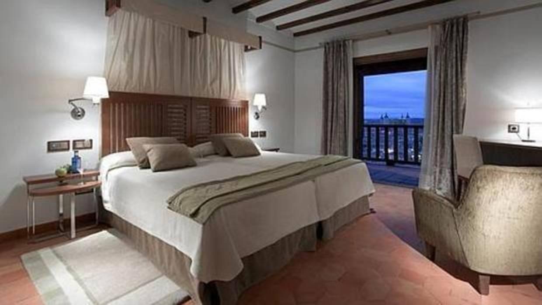 Castilla la mancha red de hospeder as hoteles de al - Hoteles de tres estrellas en granada ...