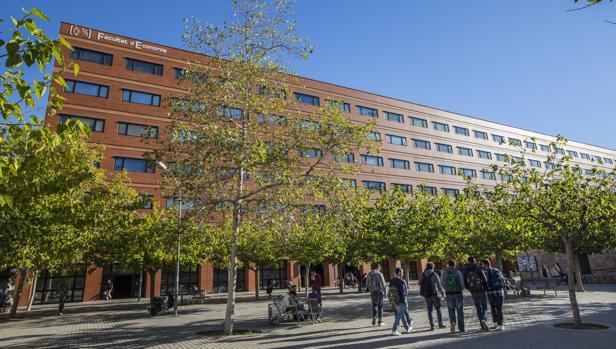 Imatge d'arxiu de la Universita de València