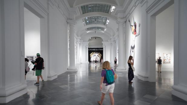 Imatge de la Sala Ferreres-Goerlich del Centre del Carme