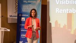 Adelina Lleó, del Banco Santander