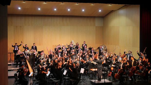 Imagen de una de las Jóvenes Orquestas