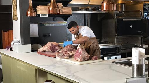 Cortes de carne en SQD