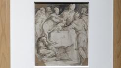 «Circuncisión», dibujo de la galería de los Ufizzi