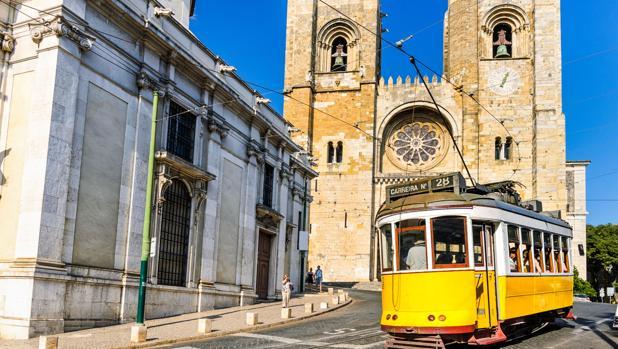 Lisboa es en la obra la alegoría de una triste belleza
