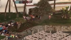 Carreras en un hotel de la cadena Servatur en el sur de Gran Canaria