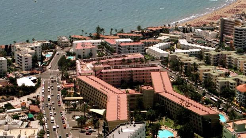 Los due os del jard n del atl ntico gran canaria for Apartamentos jardin del atlantico playa del ingles
