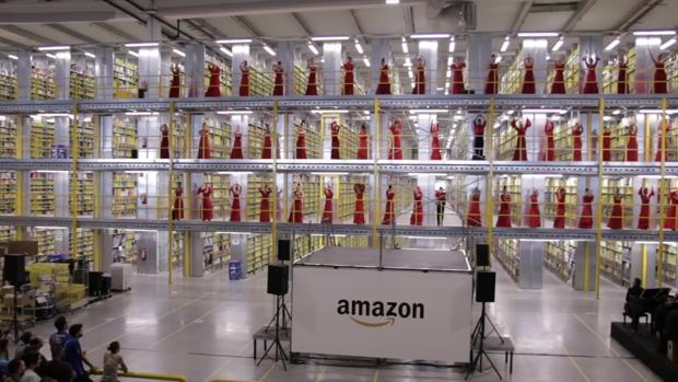 Amazon abrirá un centro de 10.000 metros cuadrados en Illescas, equivalente a doce campos de fútbol
