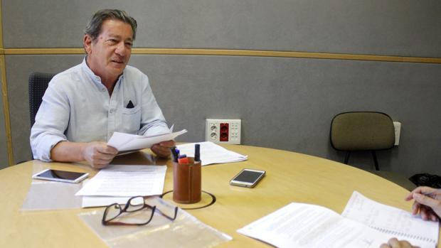 «Es terrible la que me han liado», dice Vázquez en alusión a su todavía esposa y Fernando Barredo