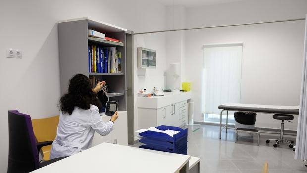 Una consulta médica