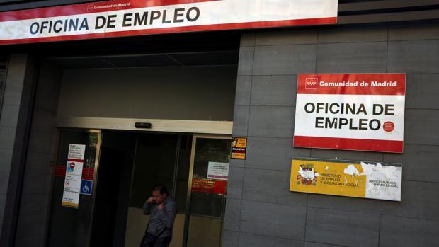 Bar metro del cis de julio los problemas de ndole for Oficina empleo madrid