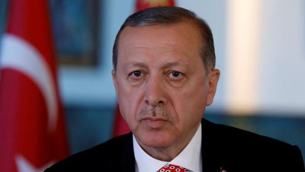 El presidente turco Erdogan en una imagen reciente