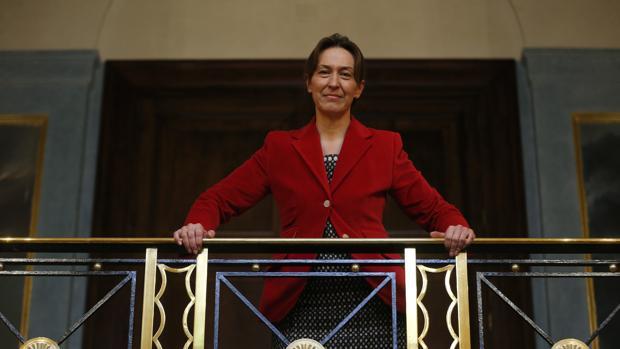 La presidenta del PP en las Cortes, Ana Guarinos, en una imagen de archivo
