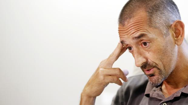 El cirujano Pedro Cavadas, en la entrevista
