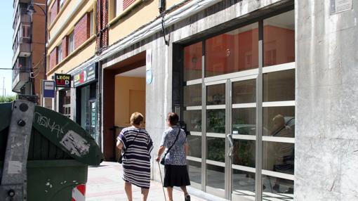 Lugar de la avenida Mariano Andrés, número 5, donde ha fallecido un hombre tras recibir varias puñaladas