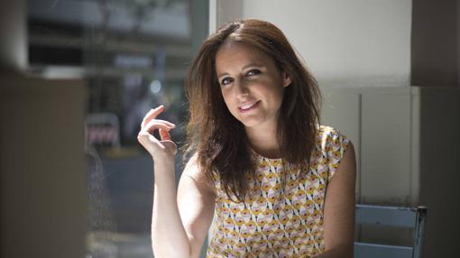 Andrea Levy, en su entrevista con ABC