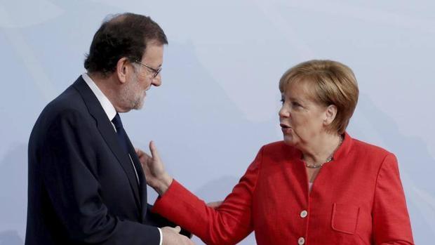 Hemeroteca: El presidente se fija en Angela Merkel   Autor del artículo: Finanzas.com