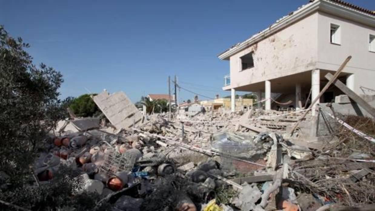 Los Mossos vinculan el atentado de Barcelona con la explosión de una casa en Alcanar