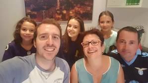 Un ejemplo de solidaridad: el joven que acogió a una familia francesa en Barcelona