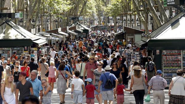 El atentado en las ramblas un ataque al coraz n tur stico de barcelona - Casa del libro barcelona rambla catalunya ...