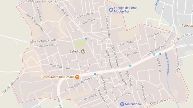 Trobajo del Camino (León)